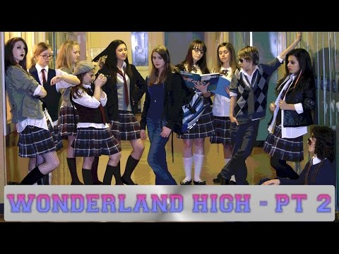 Wonderland High - Part 2