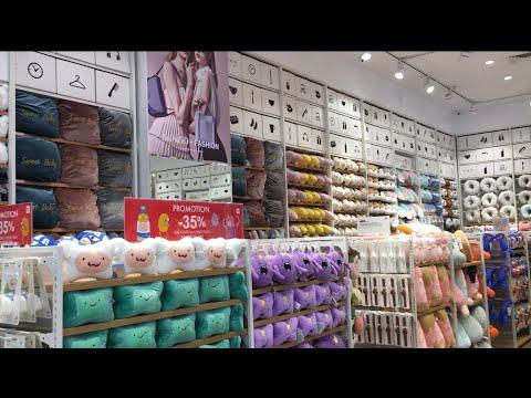 جولة في محل ميني سو الياباني Miniso Youtube