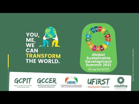 SDG 1: Global Sustainable Development Summit 2021