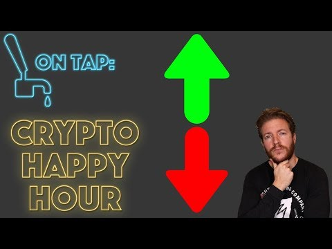 Crypto Happy Hour - Friday Beers and Moon or Rekt