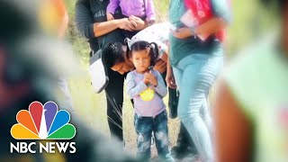 Audio Recording Reveals Distraught Migrant Children Separated From Parents | NBC Nightly News