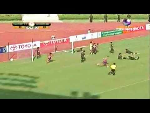 Thai Port FC [Thailand] 2-1 Shonan Belmare [Japan]