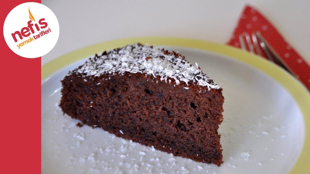 Kremalı Bayatlamayan Pirinç Unlu Kek