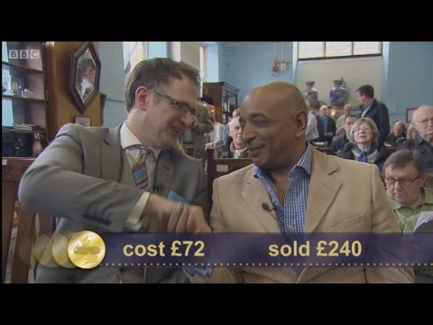 Antiques Road Trip at British Bespoke Auctions