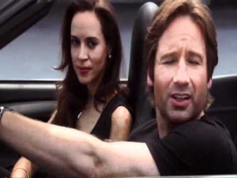 Californication 1x09 Hank compra un coche