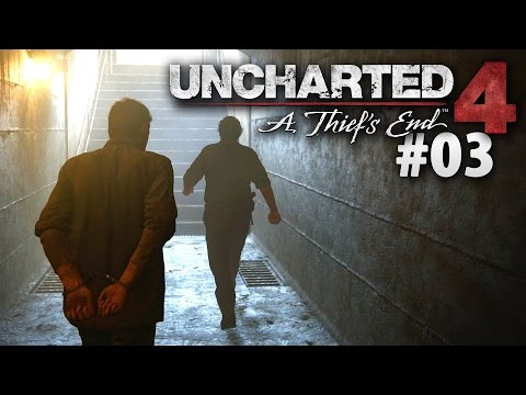 Stuck In A Panamanian Jail -- Uncharted 4 #03