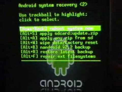 How to root your HTC Hero