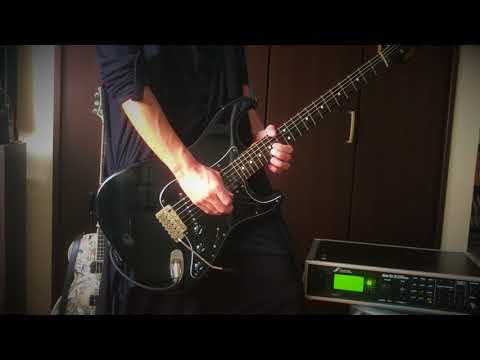 SUGIZO  VOICE(feat.清春)  Guitar  cover
