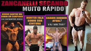 Gabriel Zancanelli secando rápido + Bruno Santos vai subir em Campinas + Shawn Rhoden atual?