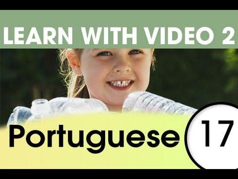 Brazilian Portuguese Podcast - Really Learn Portuguese