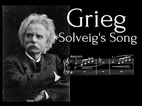 Edvard Grieg - Solveig's Song