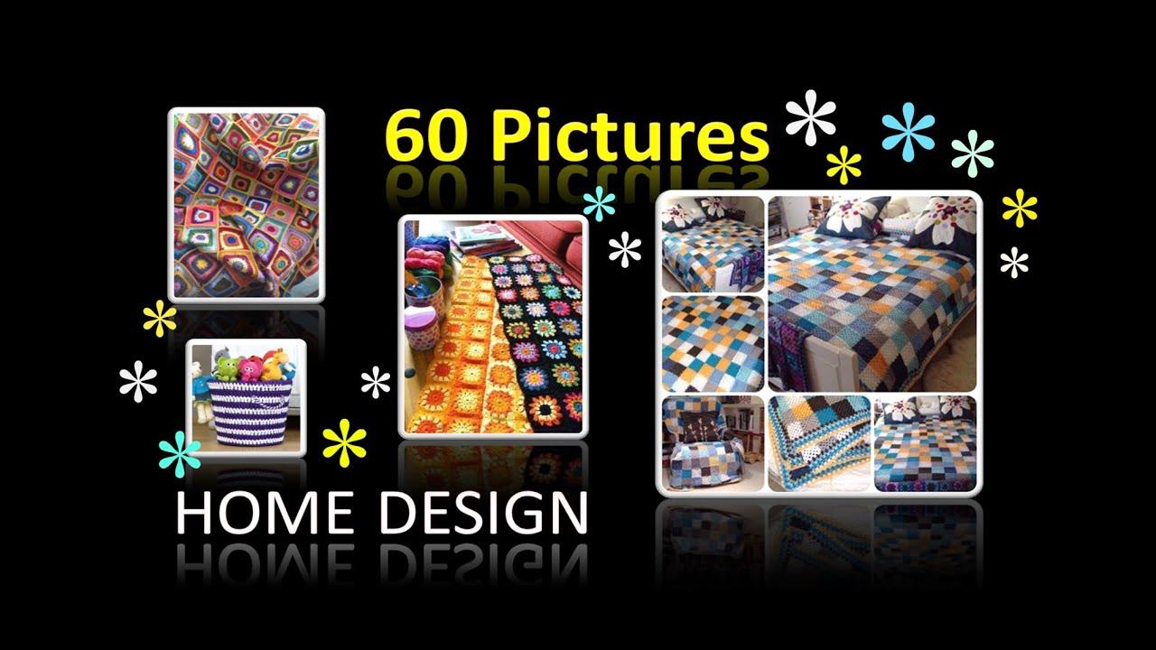 H Keln Stricken F R Zuhause 60 Ideen F R Home Design Decke Tischdecke Teppich Kissen Etc