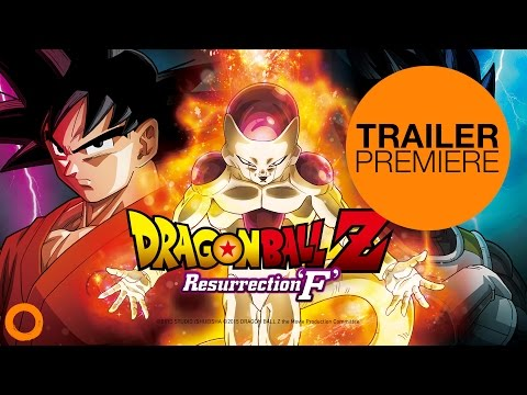 Dragon Ball Z: Resurrection F – Trailer Premiere (deutsch)