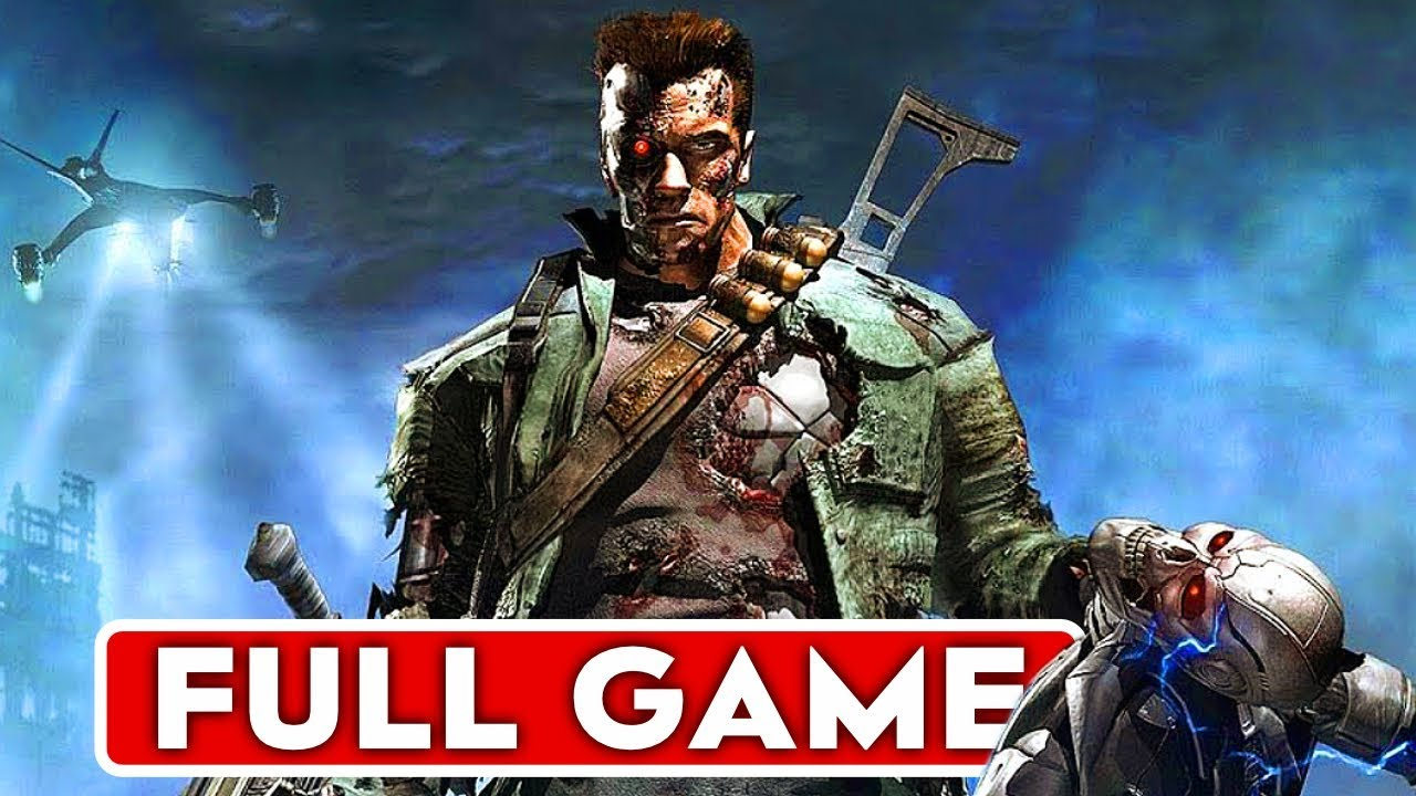 TERMINATOR 3 THE REDEMPTION Gameplay Walkthrough Part 1 FULL GAME [1080p HD] - No Commentary