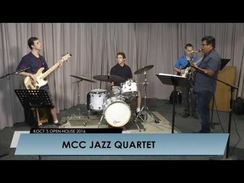 MCC Jazz Band Part 2