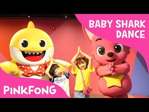 Original Ba Shark  Go #BaSharkChallenge  Special Thank You   Pinkfong