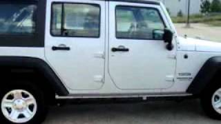 2010 Jeep Wrangler JIMMY GRAY CHEVROLET SOUTHAVEN, MS 38671