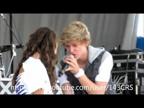 """Cody Simpson Singing """"Not Just You"""" Live On June 26, 2011"""