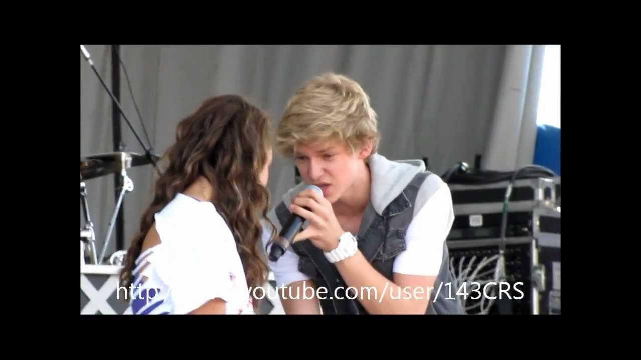 Cody Simpson Singing