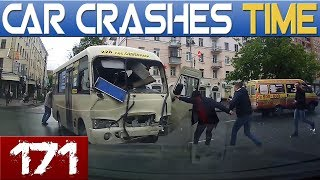 BEST OF DASHCAMS - Driving Fails Compilation - Episode #171 HD