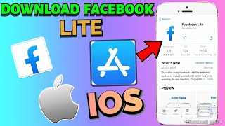 How To Download Facebook Lite In Iphone | Facebook Lite Iphone Me Kaise Download Karen screenshot 5