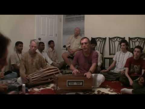 Bhajan - Badahari das - Hare Krishna - 3/6