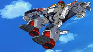 Transformers Armada - 28 - Awakening 1/3 HD