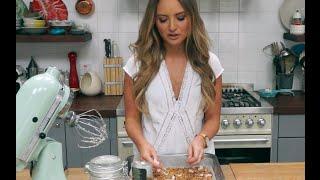 Video Coconut Quinoa Granola