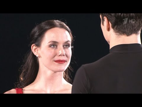 GPF 2017 Tessa Virtue / Scott Moir Gala 1 Channel