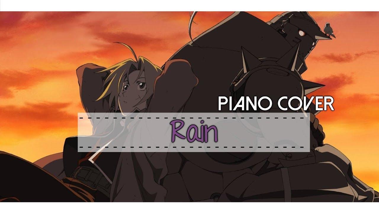 "【Naimen】""Rain"" from Fullmetal Alchemist: Brotherhood ..."