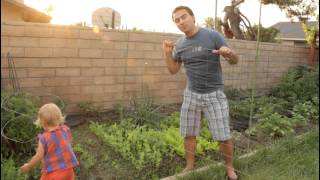Easy Garden Snow Pea Trellis With California Gardener