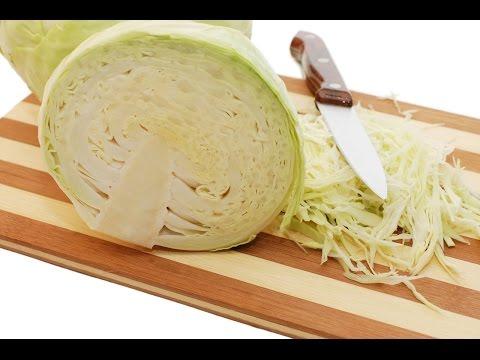 Как правильно порезать капусту для тушения