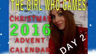 DAY 2: TIME LIMITED HOBBY EVENTS- The Girl Who Games Sims Freeplay Advent Calendar