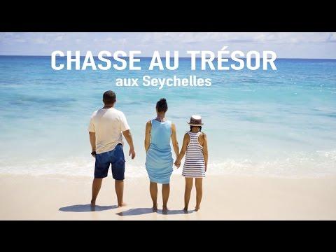 Chasse au trésor aux Seychelles !