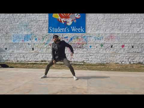 Viral in Pakistan - Amazing Dance Moves - Haider from Comsats Abbottabad #SW17