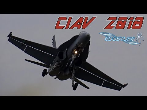 Croatian International Airshow Varaždin - CIAV 2018