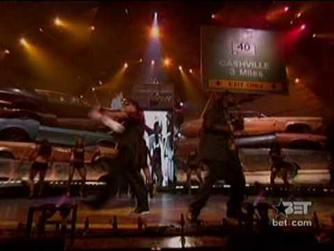 50 CENT LLoyd banks concert  stunt 101/young buck