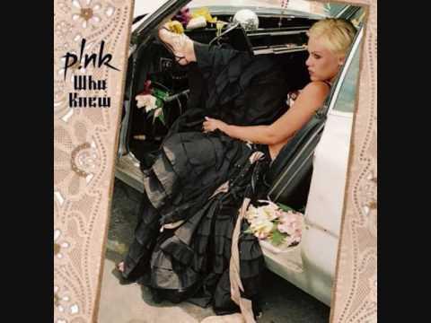 P!nk - Who Knew (Bimbo Jones Radio Edit)