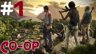 Far Cry 3 - Walkthrough - Co-Op Campaign - Part 1 - Blowtorch Murder