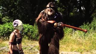 Tarfull the Wookie Costume Test