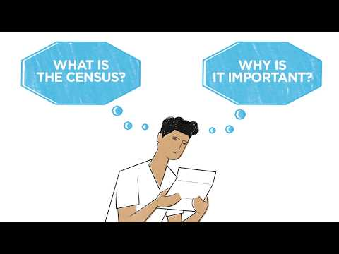 How The U.S. Census Works (full Version)