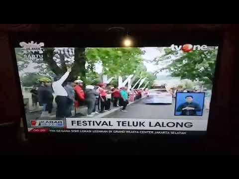 Festival teluk lalong luwuk banggai