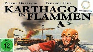 Karthago in Flammen - mit Terence Hill - Der Film in HD