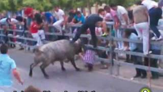 Cogida Toro de la Feria 2011 - Medina del Campo