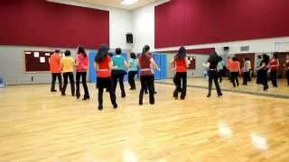 Jump The Gun - Line Dance (Dance & Teach in English & 中文)
