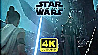 The Rise of Skywalker compilation of all trailers 4k (Star Wars 9)
