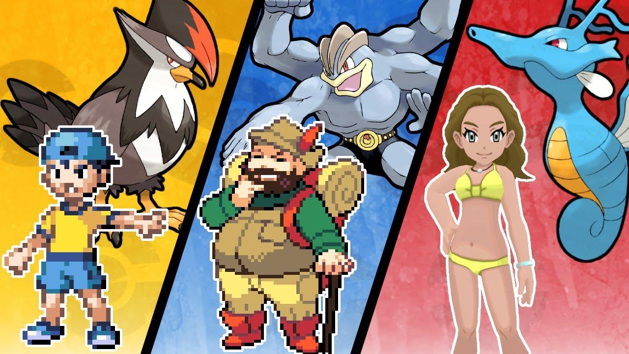 Every Pokémon Trainer's Best Team
