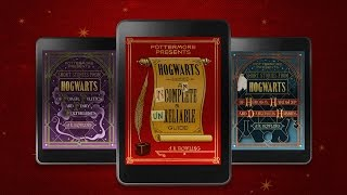 Гарри Поттер: новые книги, три электронные книги о Хогвартсе от Поттерморе.(Гарри Поттер: новые книги, три электронные книги о Хогвартсе от Поттерморе. Рассказы от Дж.К. Роулинг из..., 2016-09-08T06:38:42.000Z)