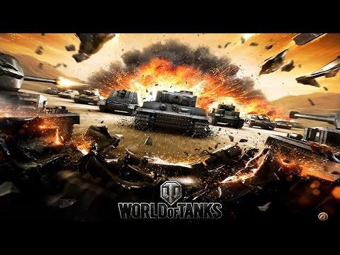 World of Tanks E1 - Đại chiến thế giới (p1)