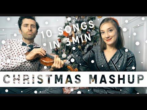 KIZ - Christmas Mashup (10 songs in 3mn)